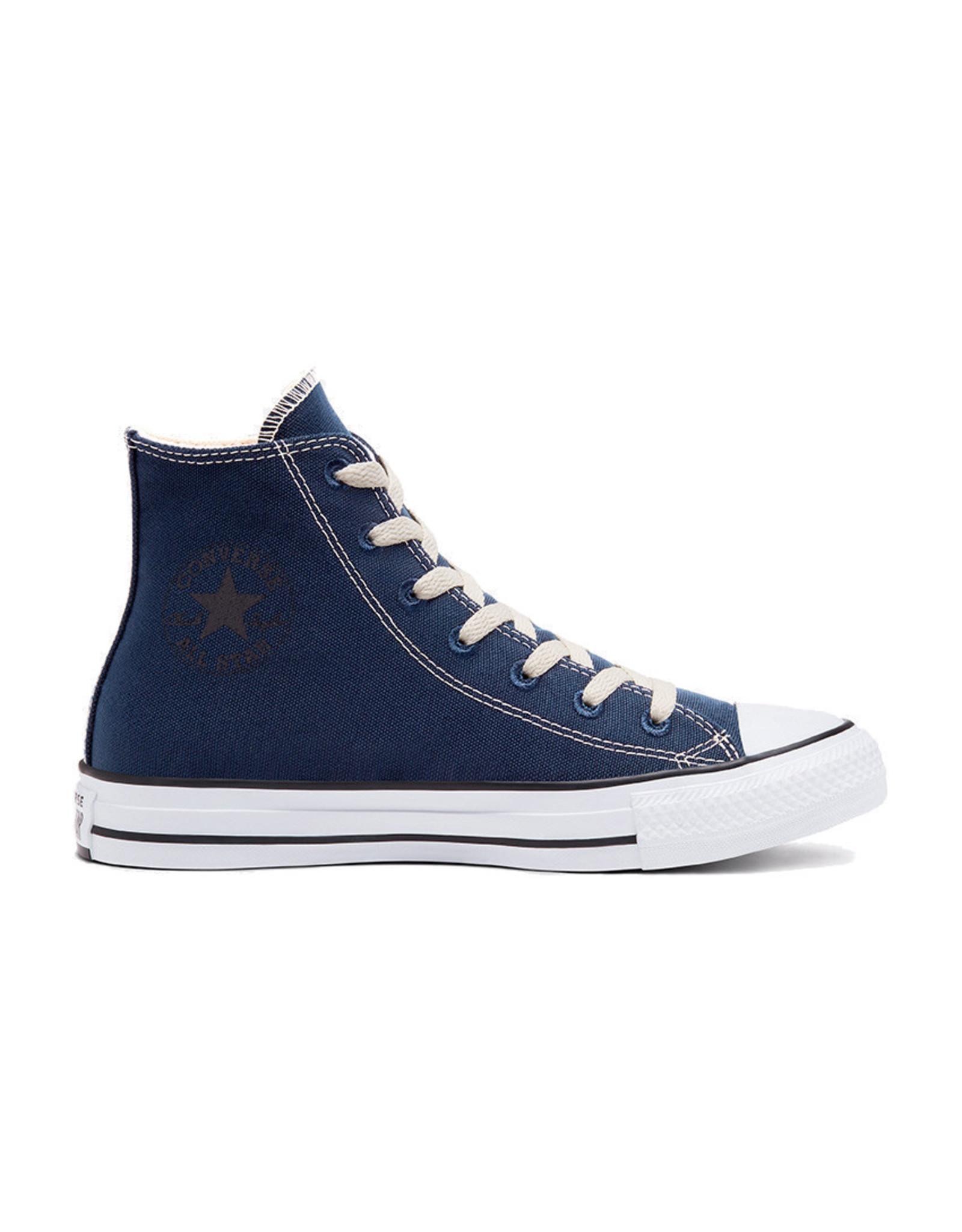 CONVERSE CHUCK TAYLOR ALL STAR HI OBSIDIAN/EGRET/WHITE C19REN-166372C