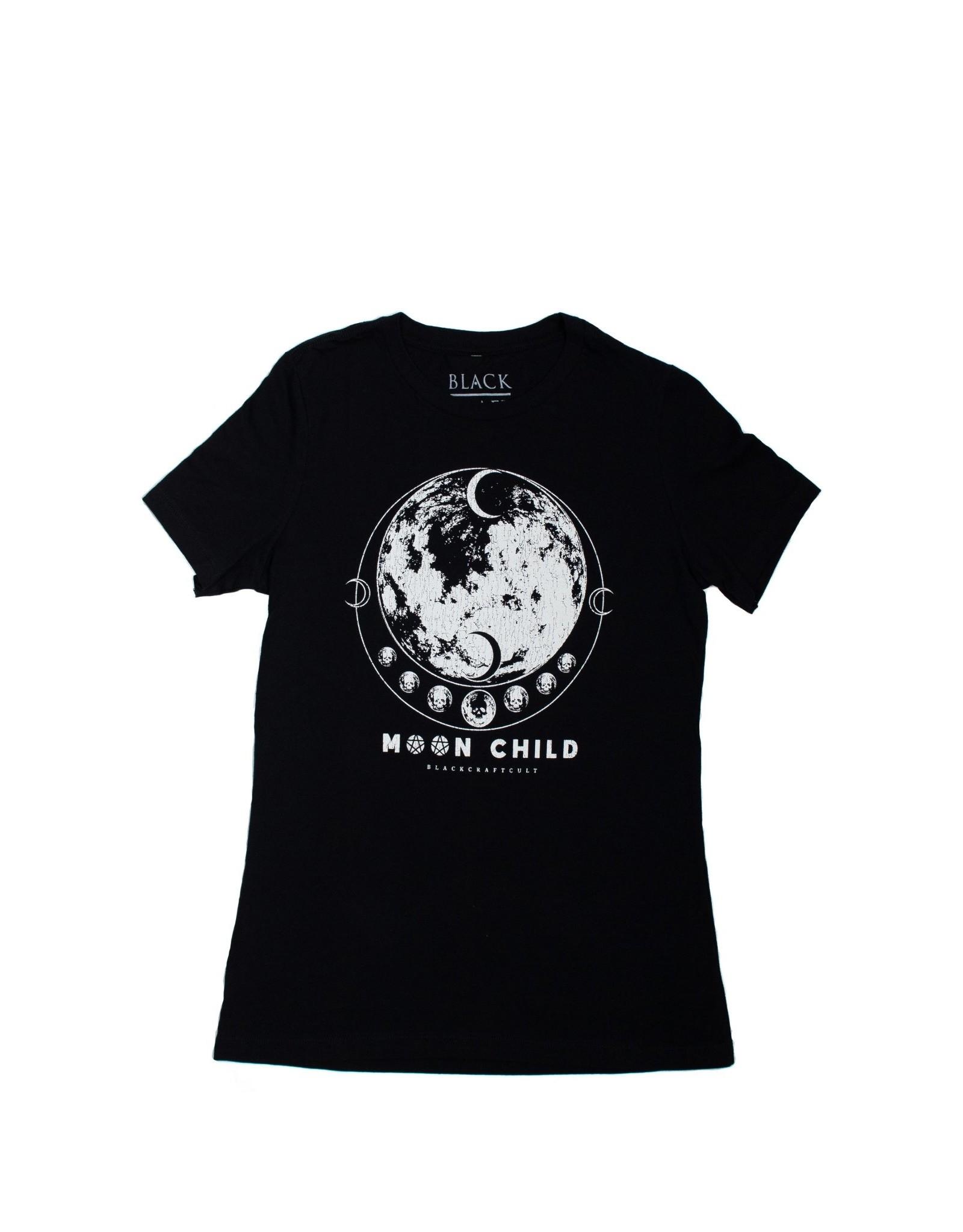 BLACKCRAFT CULT - Moon Phase Child Boyfriend Tee