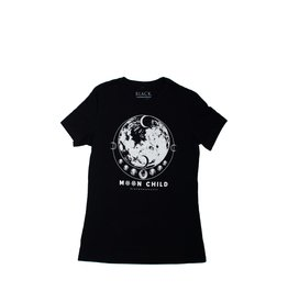 BLACKCRAFT CULT - Moon Phase Child Boyfriend Tee