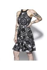 BLACKCRAFT CULT - Brushed Baroque Dress