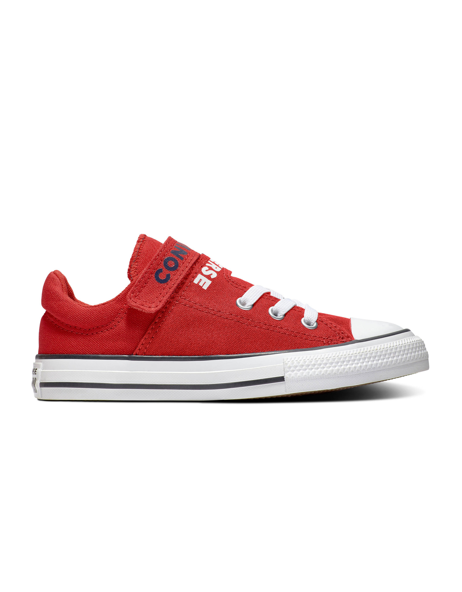 CONVERSE CHUCK TAYLOR ALL STAR  DOUBLE STRAP OX UNIVERSITY RED CAVUR-666930C