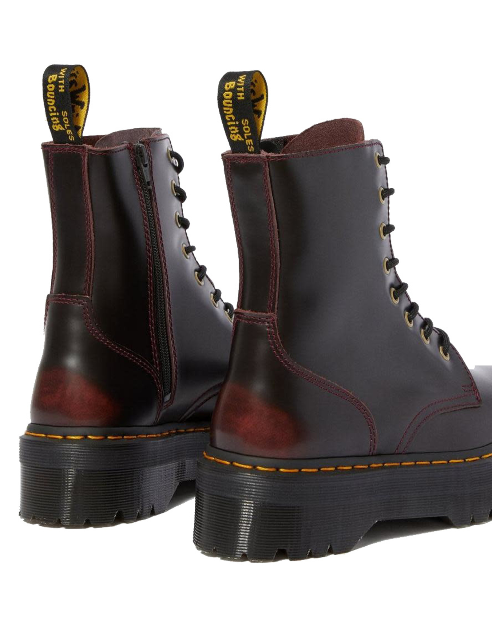 DR. MARTENS JADON CHERRY RED ARCADIA 853RUB-R24764600