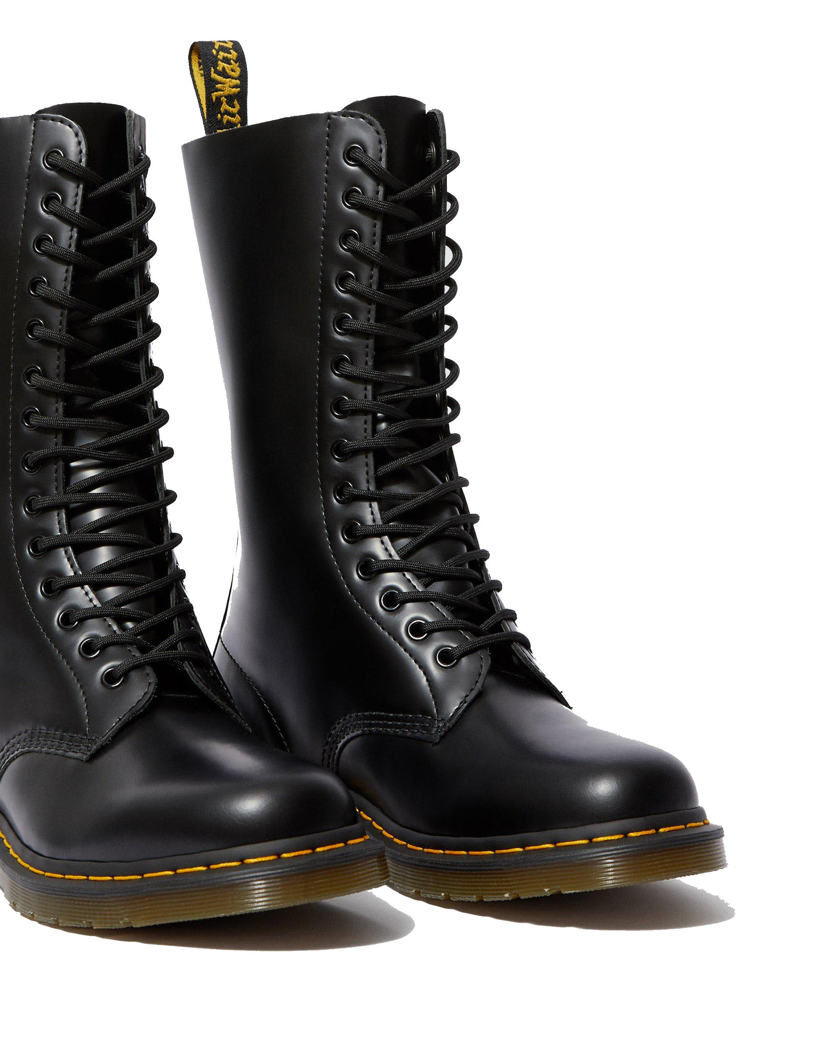 DR. MARTENS 1914W BLACK SMOOTH 1400B-R11856001