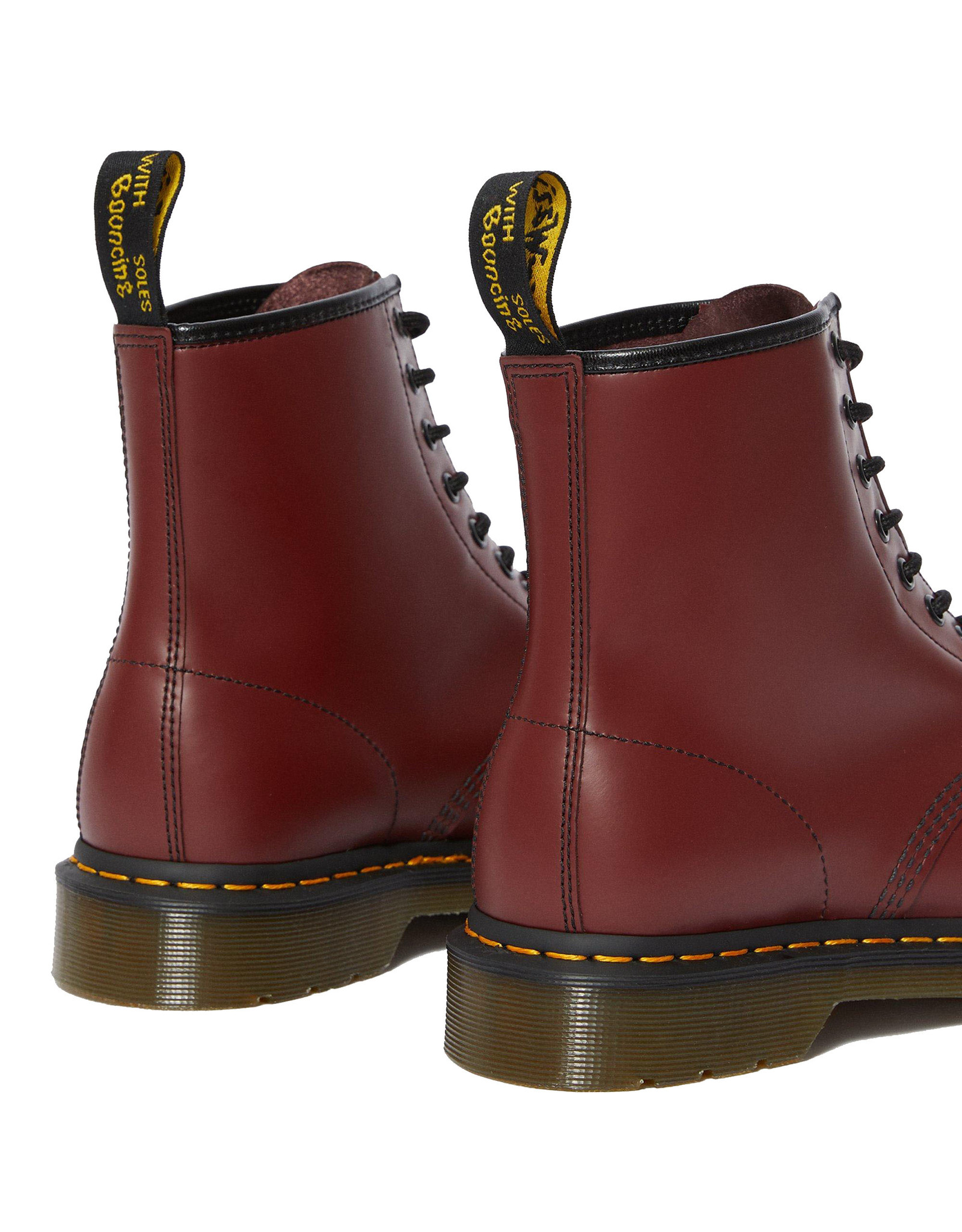 DR. MARTENS 1460W CHERRY RED SMOOTH 815CR-R11821600