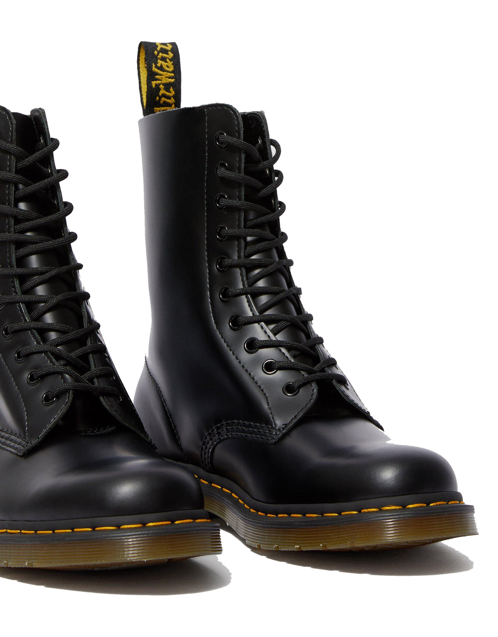 DR. MARTENS 1490 BLACK SMOOTH 1000B-R11857001