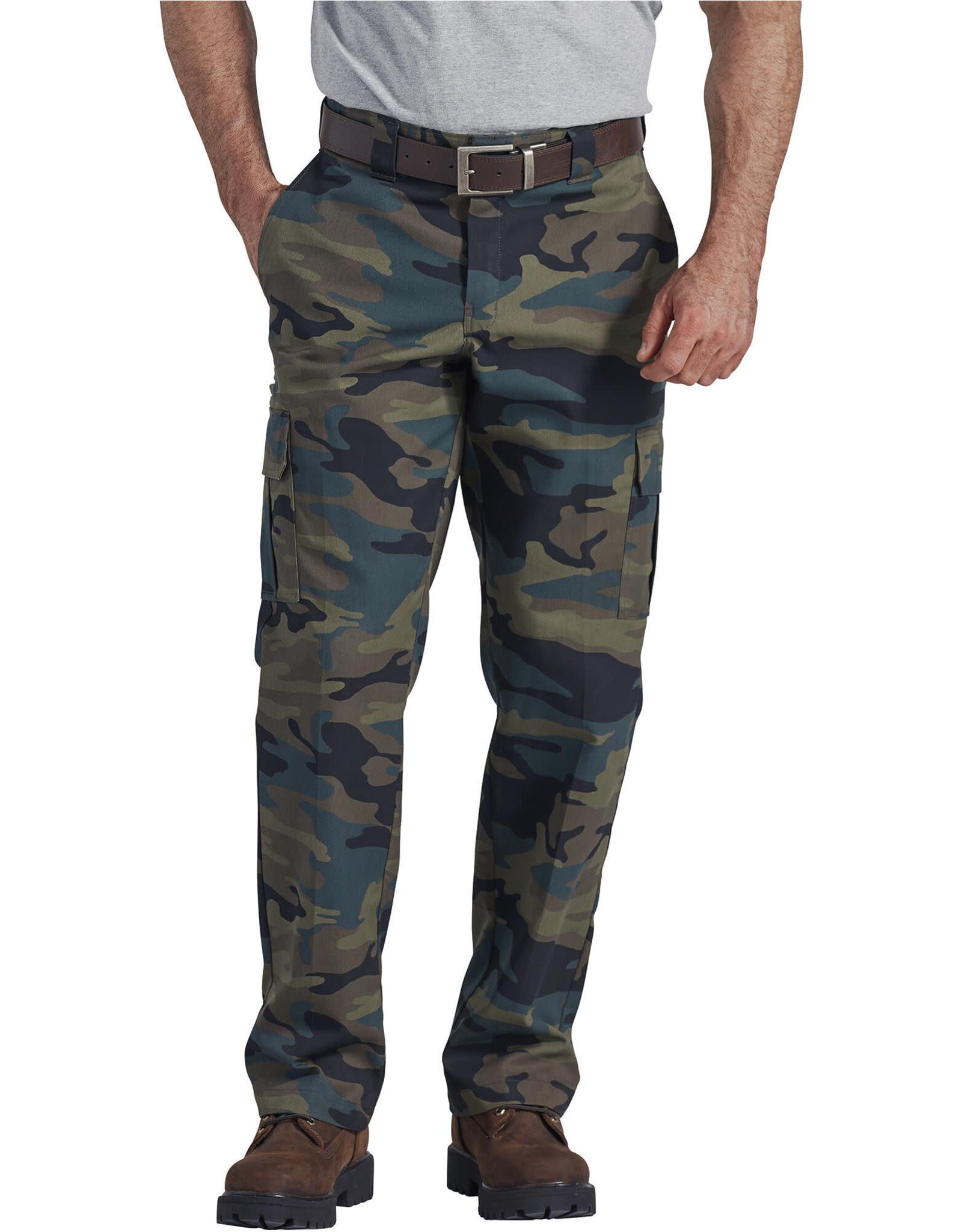 DICKIES Regular Fit Velcro Cargo Pant WP595