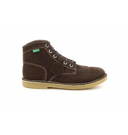 KICKERS ORILEGEND MARRON FONCE PERM K2084MF 507784-60+92