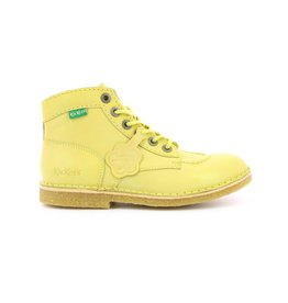 KICKERS KICK LEGEND JAUNE CLAIR K2080JC 660248-50+71