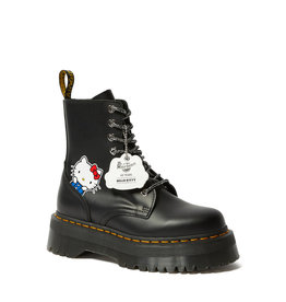 DR. MARTENS JADON HELLO KITTY BLACK SMOOTH 853HK-R25913001