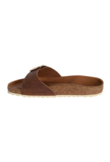 BIRKENSTOCK Madrid Big Buckle FL Cognac HEX Cognac N MA-HECLE-N 1006525