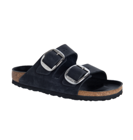 BIRKENSTOCK Arizona Big Buckle FL Black N AR-BLE-N 1011075