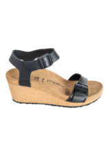 BIRKENSTOCK Soley NL Black N SO-BLE-N 1015828