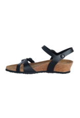 BIRKENSTOCK Lana Black Leather N LA-BLE-N 1013159
