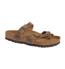 BIRKENSTOCK Mayari FL Tabacco Brown R MAY-TBOL-R 1011433