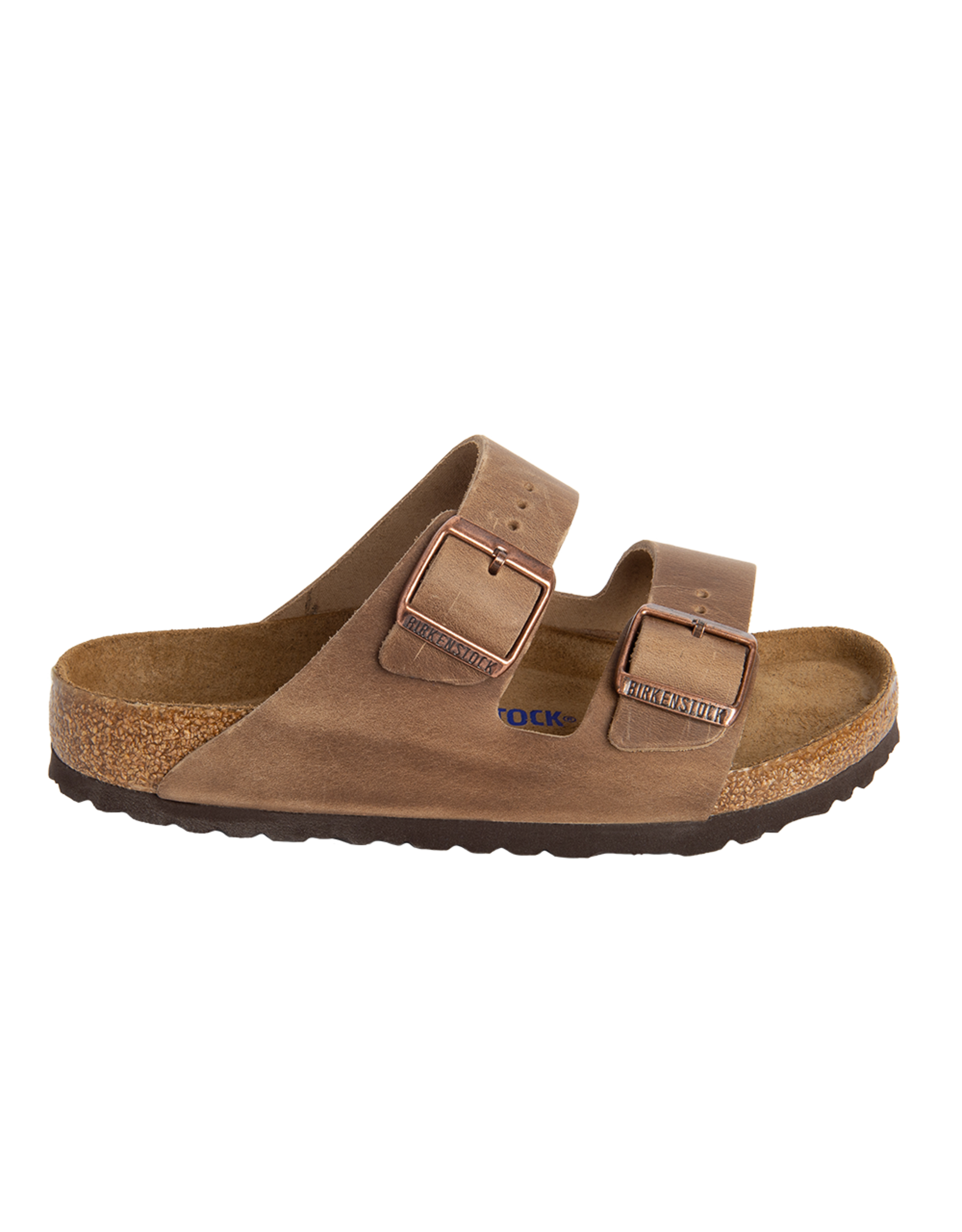 BIRKENSTOCK Arizona NU Oiled SFB Tabacco Brown R AR-TBOL-R 552811