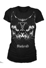 BLACKCRAFT CULT - Lucifer The Cat Tee