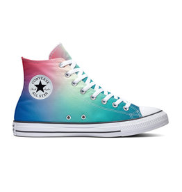 CONVERSE CHUCK TAYLOR HI WHITE/GAME ROYAL/CERISE PINK C20GAME-167592C