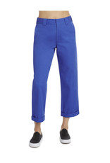 Dickies Girl Work Crop Roll Hem Pant J5001OTBK