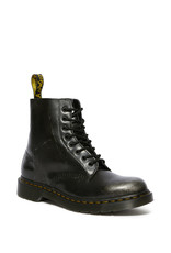 DR. MARTENS 1460 PASCAL METALIC SILVER ITALIAN BRUSH OFF 815MS-R25608994
