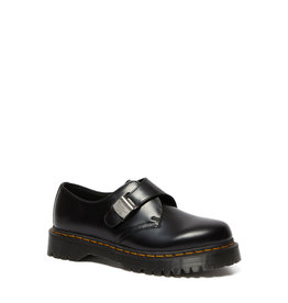 DR. MARTENS FENIMORE LOW BLACK POLISHED SMOOTH M16BS-R25751001