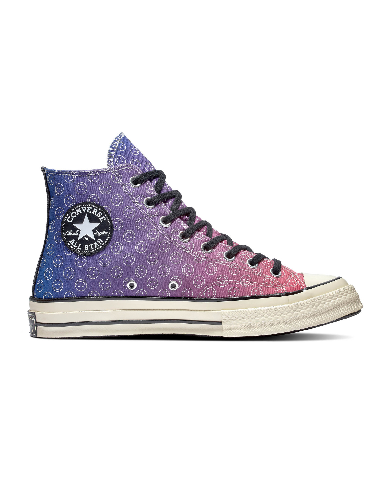 CONVERSE CHUCK 70 HI GAME ROYAL/CERISE PINK/EGRET C070GAME-167635C