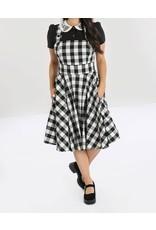 HELL BUNNY - Victorine Pinafore Dress