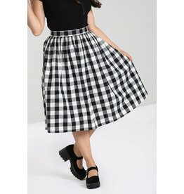 HELL BUNNY - Victorine 50's Skirt