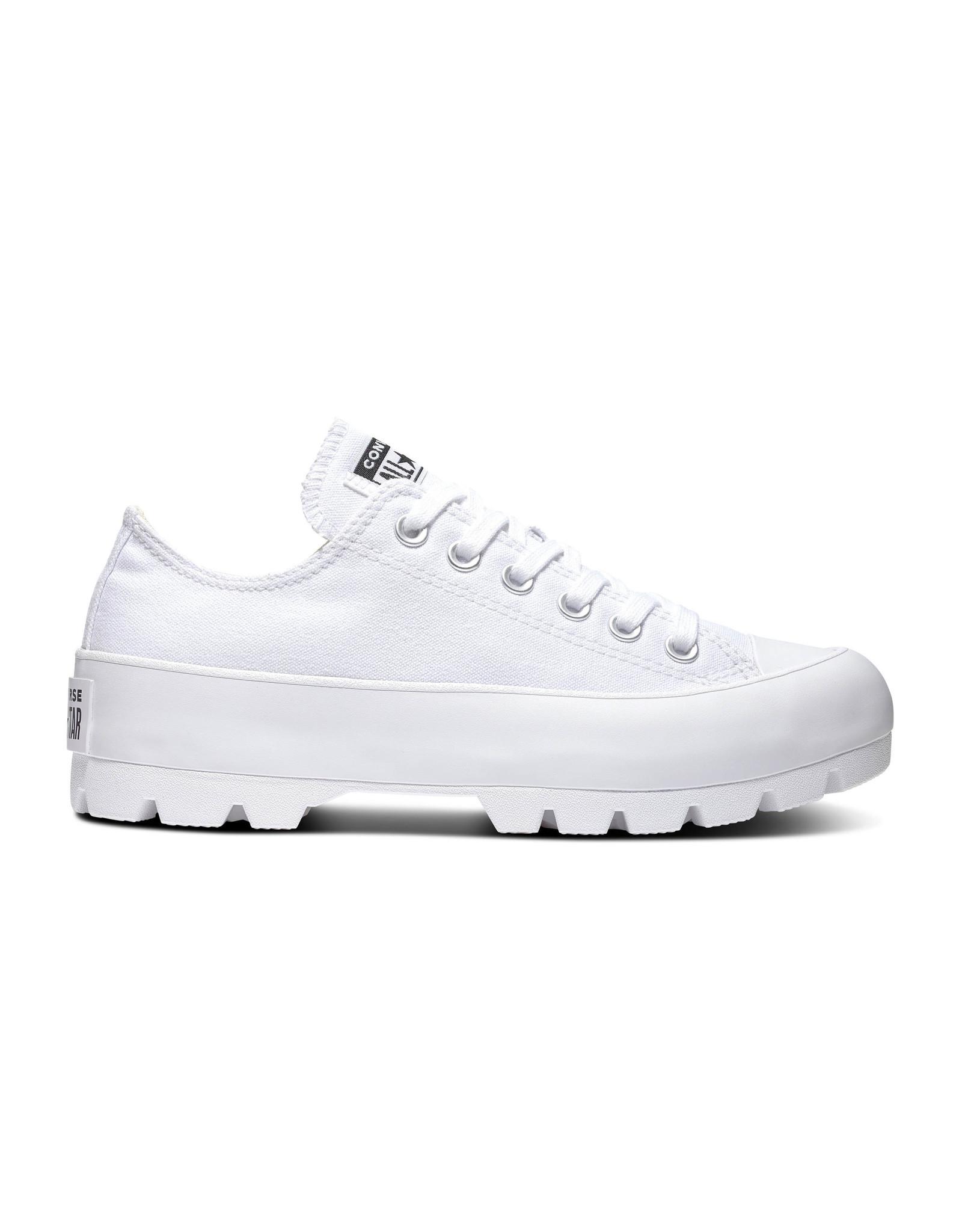 CONVERSE CHUCK TAYLOR LUGGED OX WHITE/WHITE/WHITE C094WX-567680C