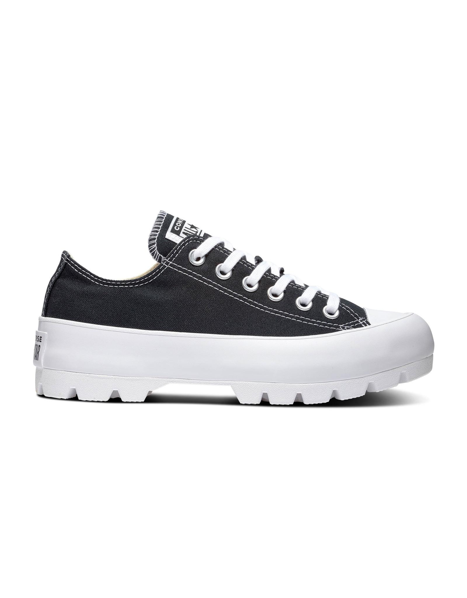 CONVERSE CHUCK TAYLOR LUGGED OX BLACK/WHITE/WHITE C094BX-567681C