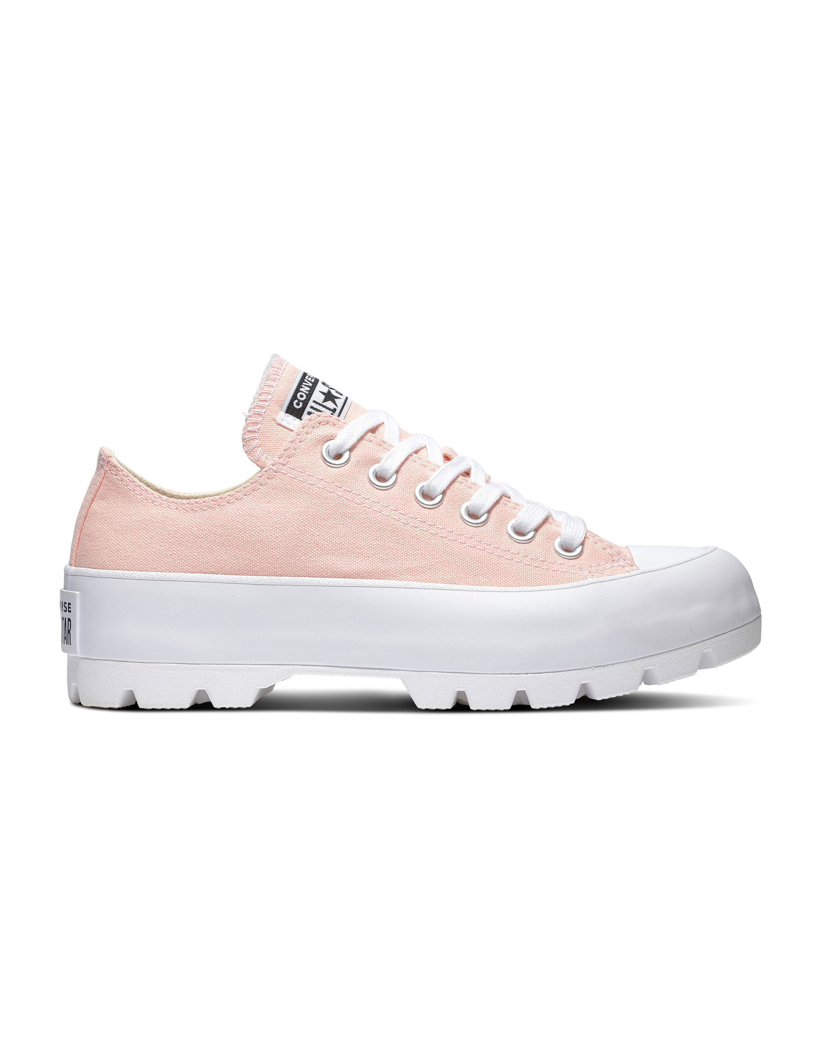 CONVERSE CHUCK TAYLOR LUGGED OX STORM PINK/WHITE/WHITE C094PX-567846C