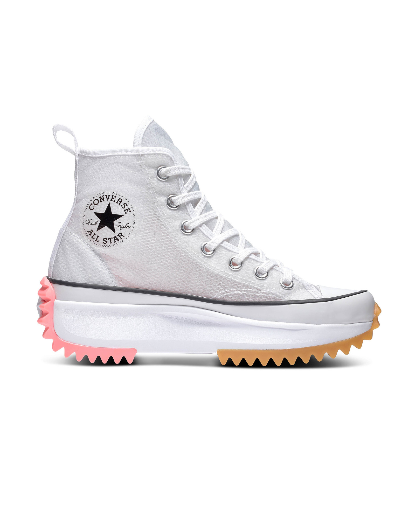 CONVERSE RUN STAR HIKE HI WHITE/BLACK C070PW-167851C