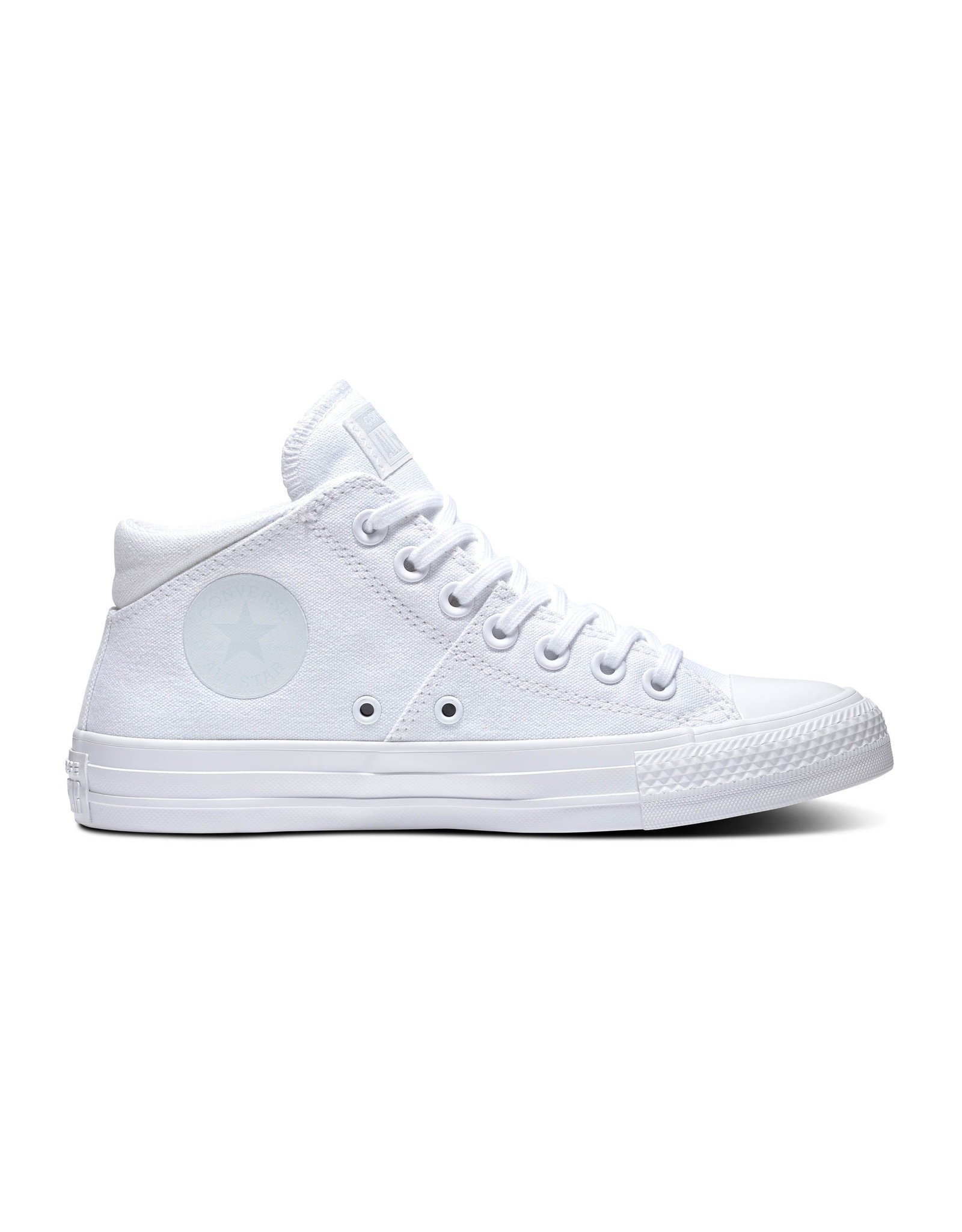 CONVERSE CHUCK TAYLOR MADISON MID WHITE/WHITE/WHITE C14MMAW-568100C