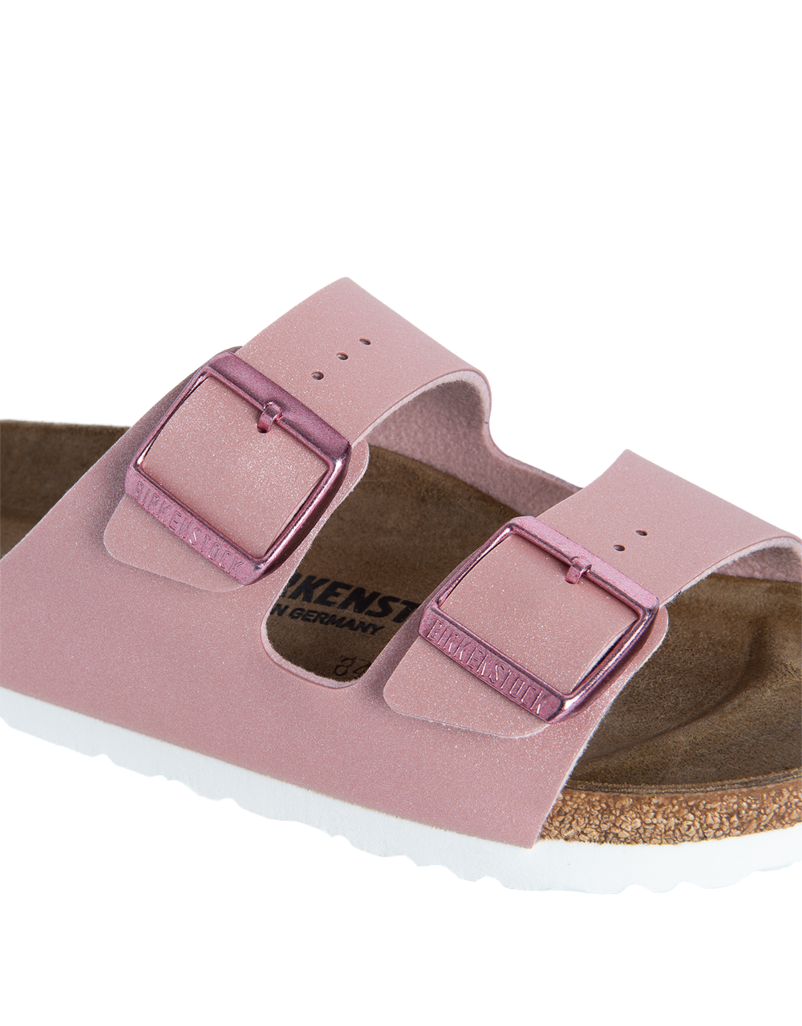 BIRKENSTOCK Arizona Icy Metallic Old Rose Birko-Flor™ N AR-RBI-N 1016029