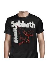 Black Sabbath Red Angel Shirt