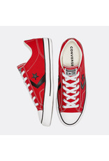CONVERSE STAR PLAYER OX ENAMEL RED/BLACK/WHITE C986EN-165458C