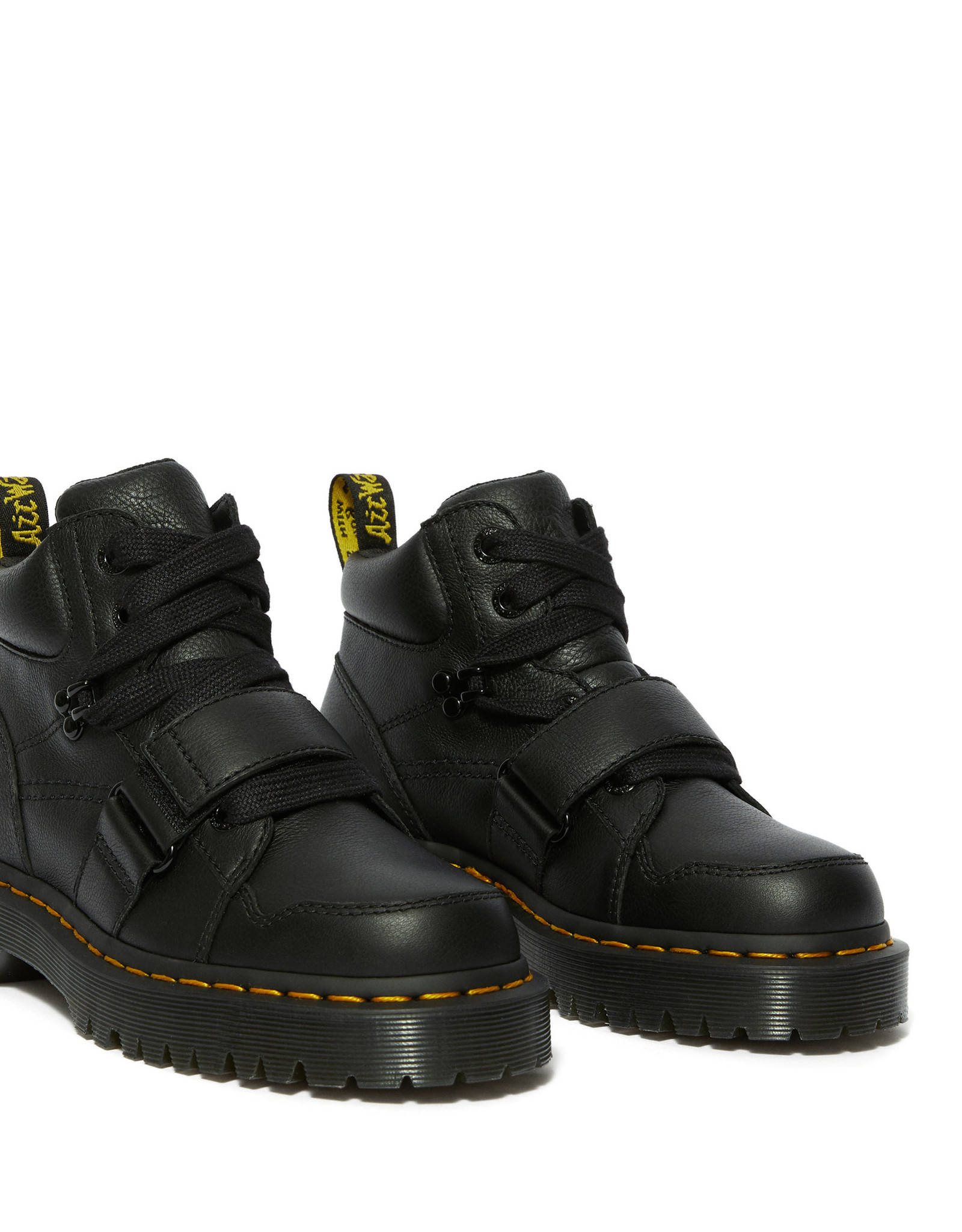 DR. MARTENS ZUMA II BLACK VIRGINIA 505BV-R25713001