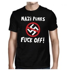 "Dead Kennedys ""Nazi Punk F*ck Off"" T-Shirt"