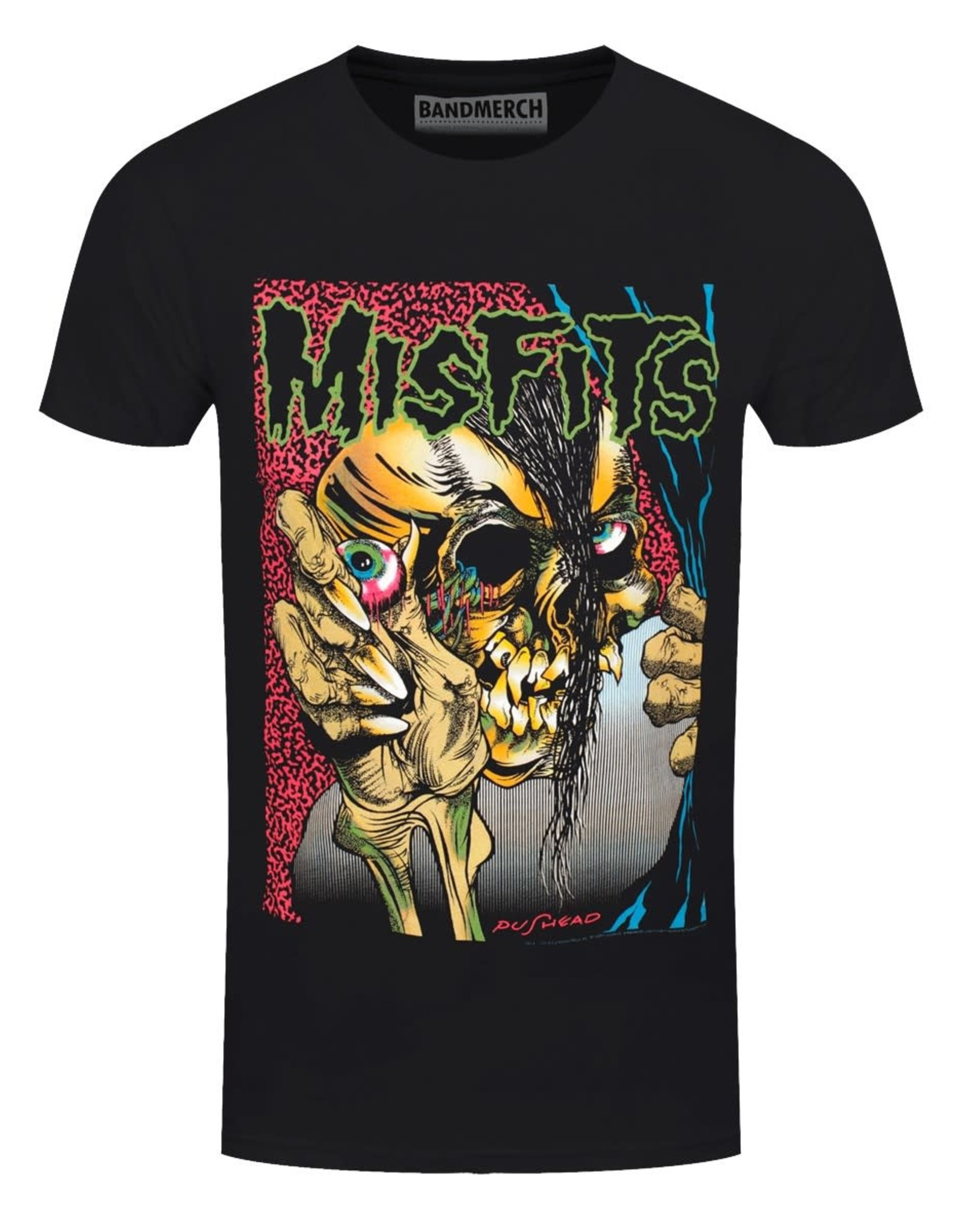 "Misfits ""Pushead"" T-Shirt"