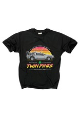 "Back to the future ""Twin Pines"" T-Shirt"