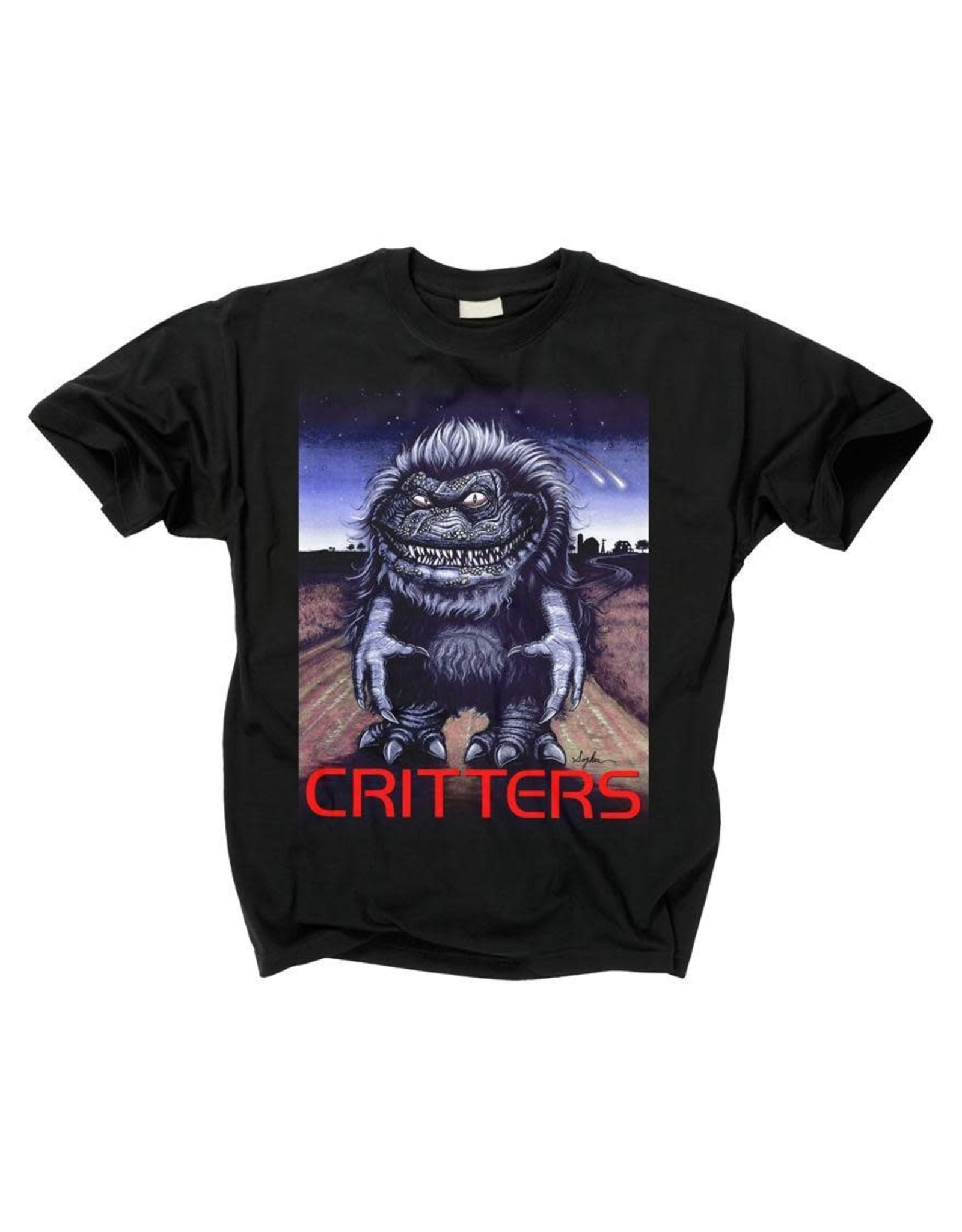 "Critters ""Poster"" T-Shirt"