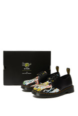 DR. MARTENS 1460 BASQUIAT BLACK & WHITE BACKHAND & SMOOTH  815BAS-R26319009