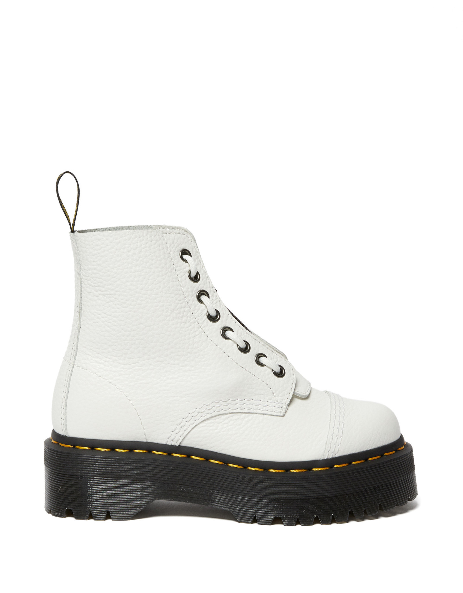 DR. MARTENS SINCLAIR WHITE AUNT SALLY 851W-R26261100