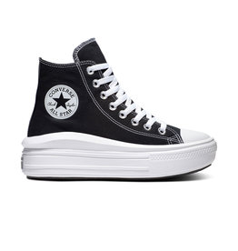 CONVERSE CHUCK TAYLOR MOVE HI BLACK/NATURAL IVORY/WHITE C20MOB-568497C
