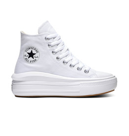 CONVERSE CHUCK TAYLOR MOVE HI WHITE/NATURAL IVORY/BLACK C20MOW-568498C