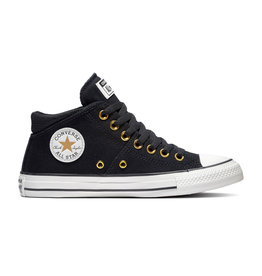 CONVERSE CHUCK TAYLOR MADISON MID BLACK/WHITE C20MAG-568502C