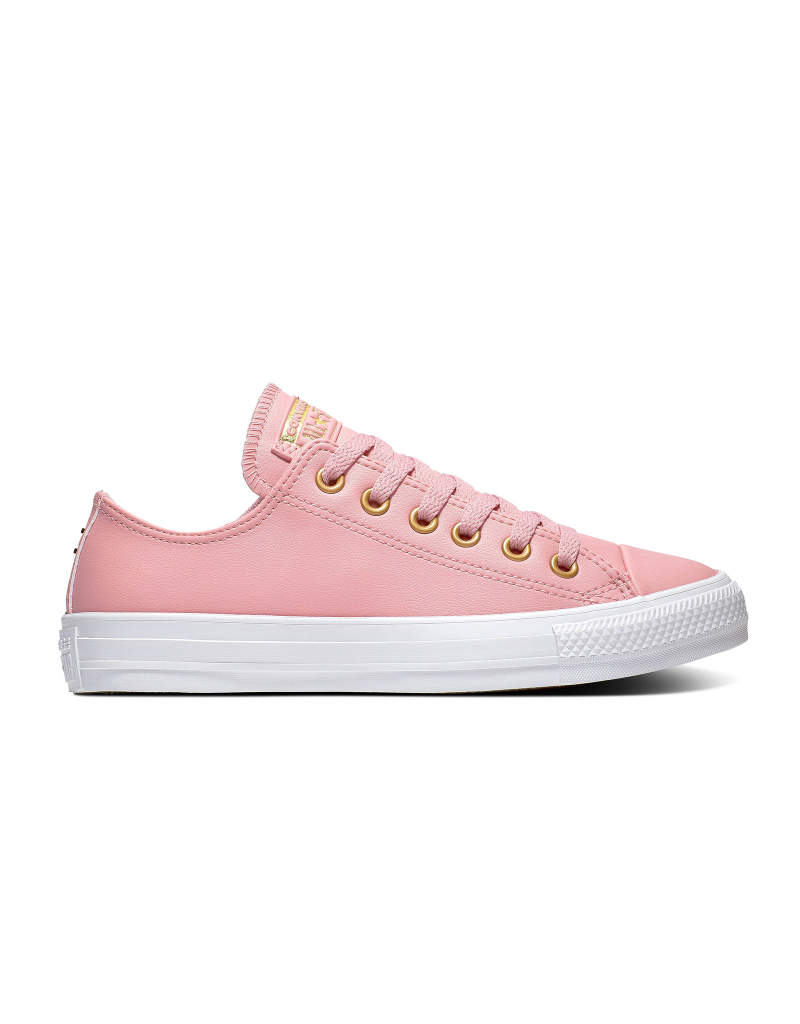 CONVERSE CHUCK TAYLOR OX LOTUS PINK/GOLD/WHITE C14SYP-568661C