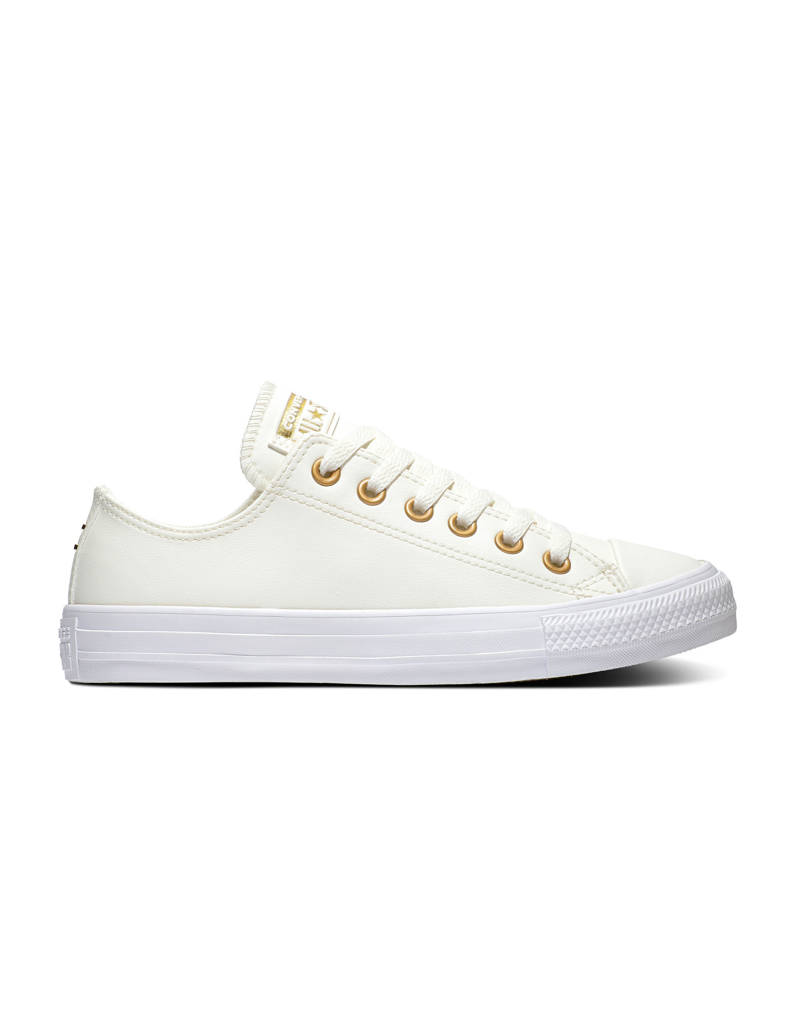 CONVERSE CHUCK TAYLOR OX EGRET/GOLD/WHITE C14SYW-568662C