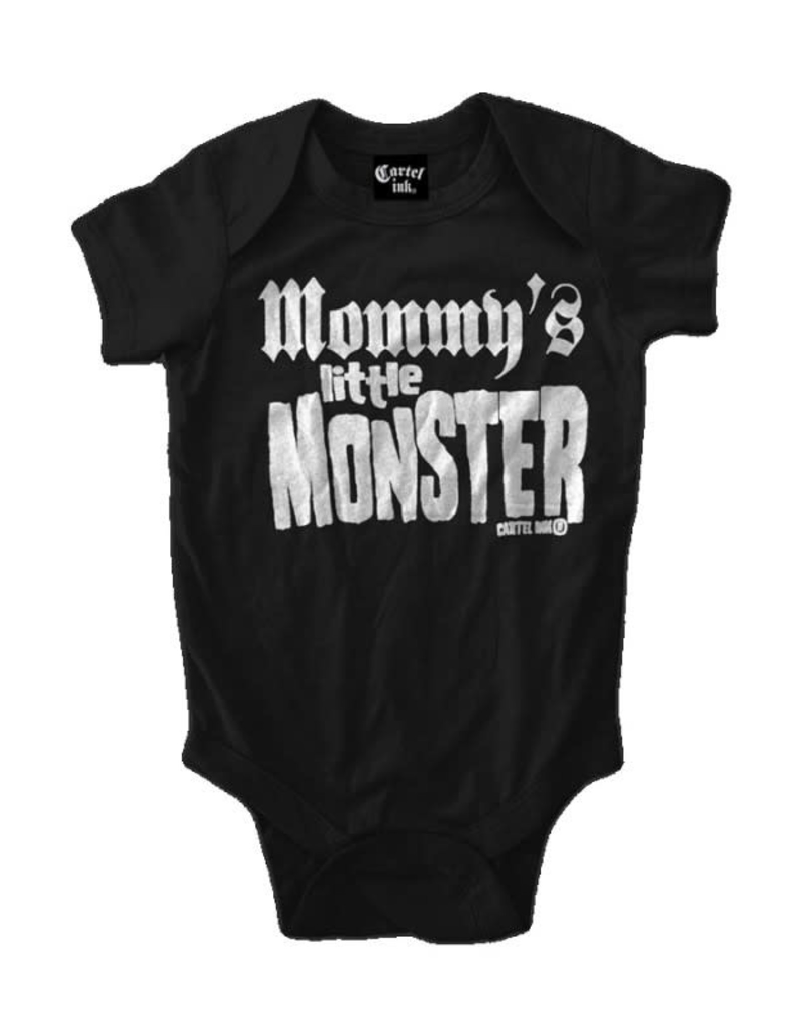 CARTEL INK - Mommy's Little Monster One-Piece