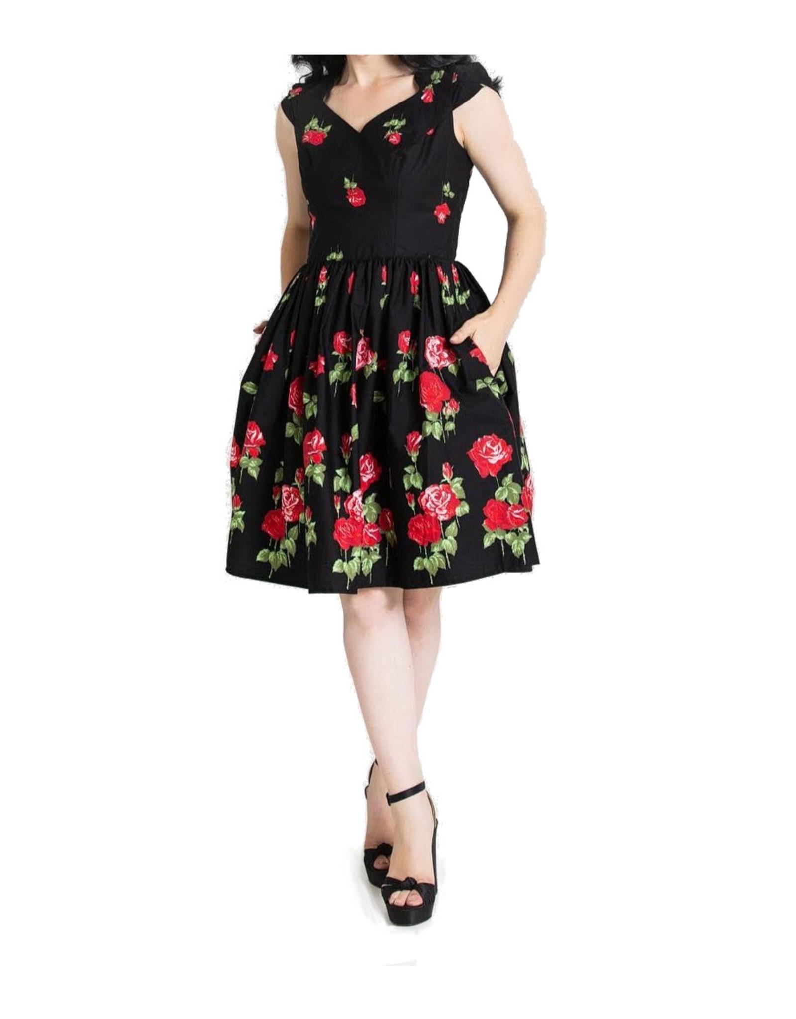 HELL BUNNY - Antonia Mid Dress