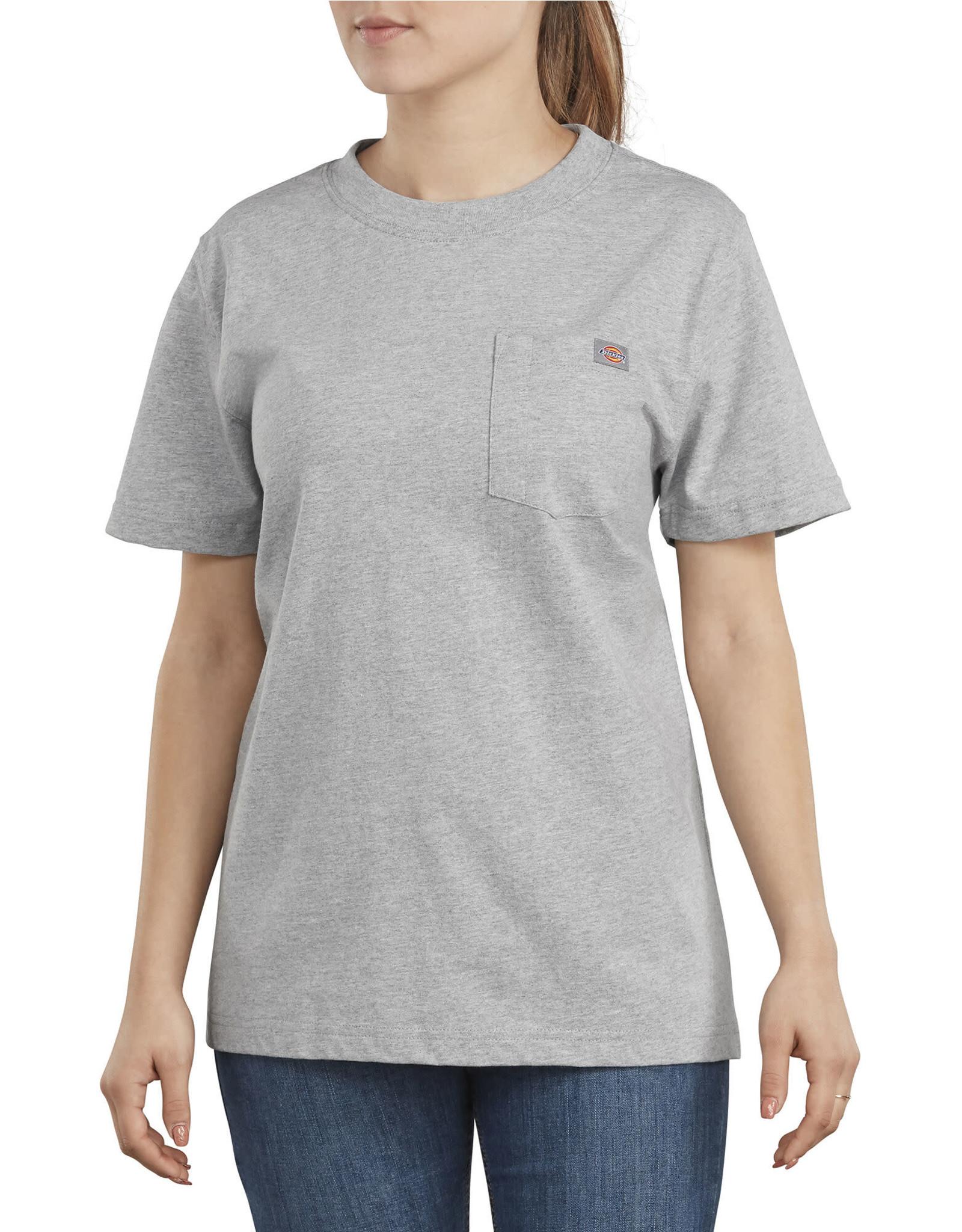DICKIES Dickies Women's Short Sleeve Heavyweight Tee FS450